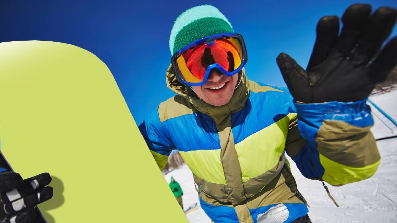 Lăţimea plăcii de snowboard